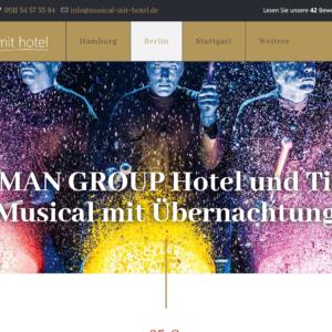 Blue Man Group Musical