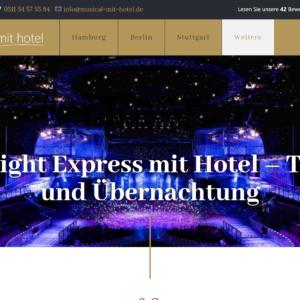 Starlight Express Musical